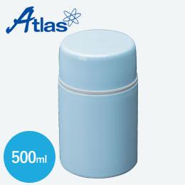 アトラス フードポット500ml(中栓付)