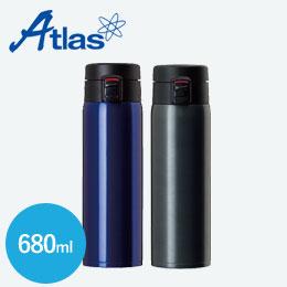 アトラス 軽量ワンタッチボトル680ml