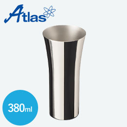 アトラス ステンレス単層タンブラー380ml【在庫限り商品】