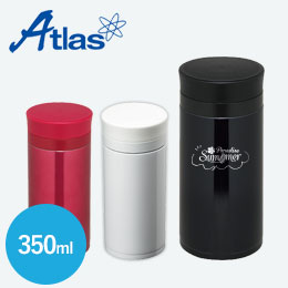 アトラス 軽量ステンレスマグボトル350mlライト