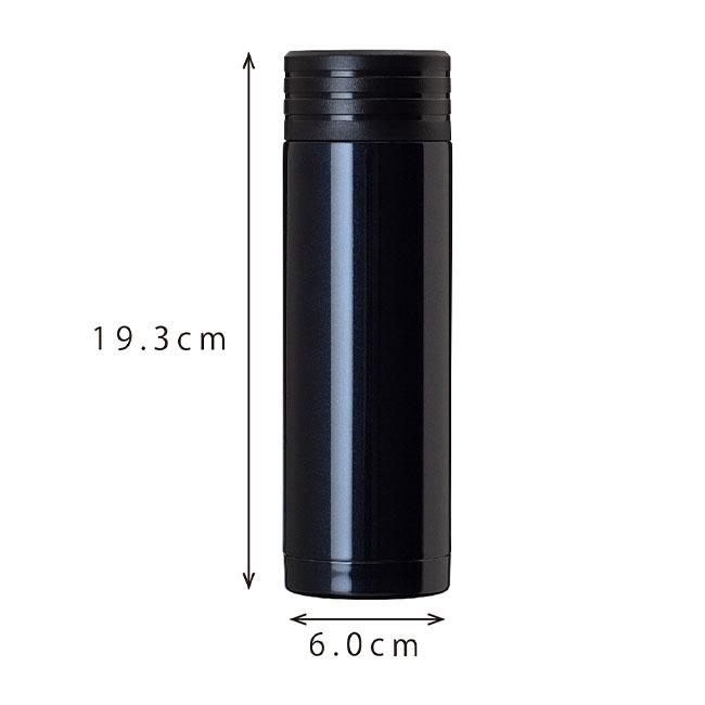 アトラス 真空二重マグボトル320ml(atSS-320)サイズ