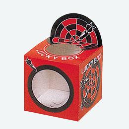 ラッキーBOX(ダーツ)