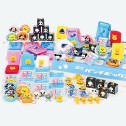 ミニパンチBOX用 キャラクター(D)(景品)