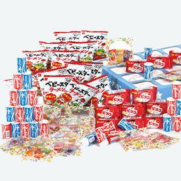 ミニパンチBOX用 お菓子(景品)
