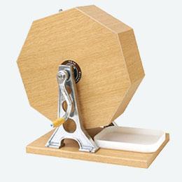 木製ガラポン抽選器(1000球用)
