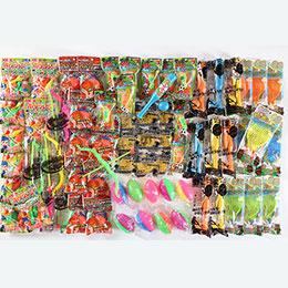 ジャンボラッキーパンチBOX用スポーツおもちゃ(景品)
