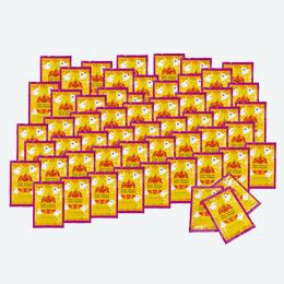 サイコロ出た目の数だけプレゼント ハロウィン入浴剤(約35人用)