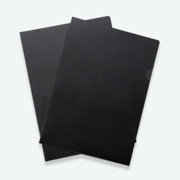 A4ファイル ブラック