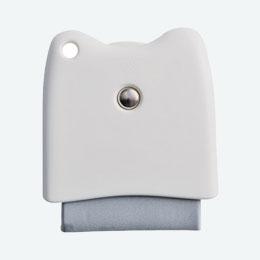 液晶ディスプレイクリーナー(白)