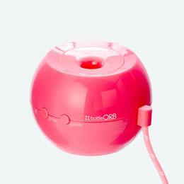 ペットボトル加湿器(オーブ)(ピンク)