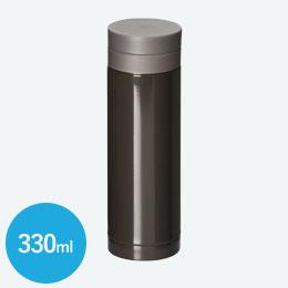 スリムマグボトル(330ml)(黒)