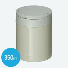 ステンレスフードポット(ハンドル付)(350ml)(モス)