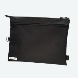 クリヤーケース(A4)(黒)