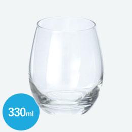 ラウンドグラス(330ml)