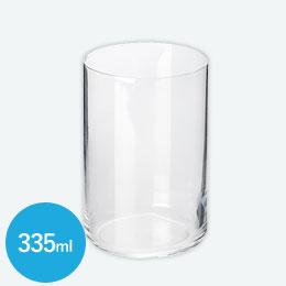 グラスタンブラー(強化ガラス)(355ml)