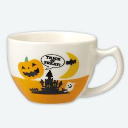 ハロウィン・スープカップ