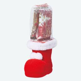 クリスマスミニブーツ(キャンディ2粒)