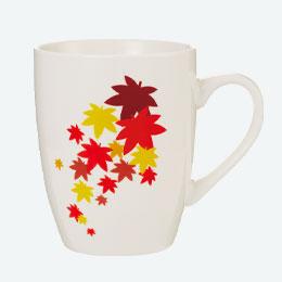 マグカップ <紅葉>