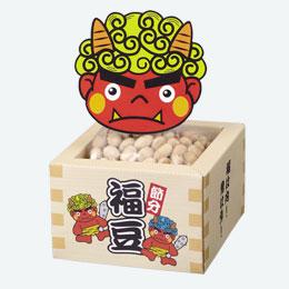 節分福豆枡パック(30g入)