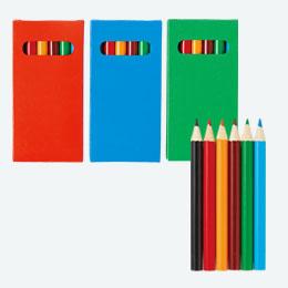 プチ色鉛筆(6本入)
