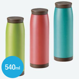 真空保冷温ほっこりマグボトル540ml