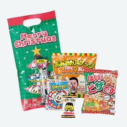 クリスマス お菓子パック