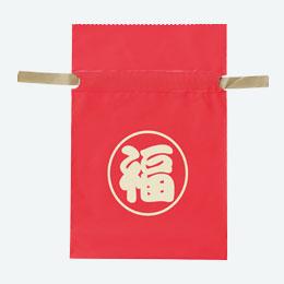 PE丸福巾着(小)