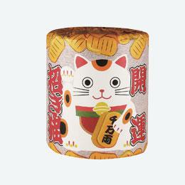 開運招福ロールティッシュ 招き猫