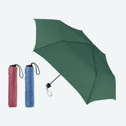 逆さ向いても壊れにくい折りたたみ傘