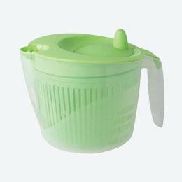 クリス 野菜水切り器 グリーン