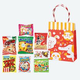お菓子&プチ袋(アニマル)