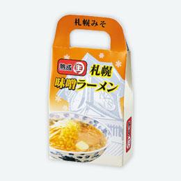ご当地ラーメン1食入 札幌味噌
