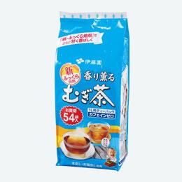 伊藤園 香り薫るむぎ茶ティーパック54袋入