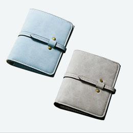 ラドゥール・ベルト付き折財布