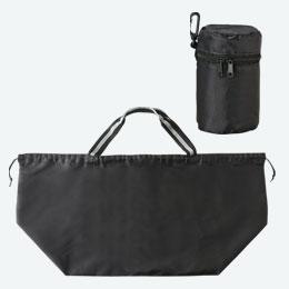 ポータブル巾着ショッピングレジバッグ(ポーチ付き)【予約商品10月上旬入荷予定】