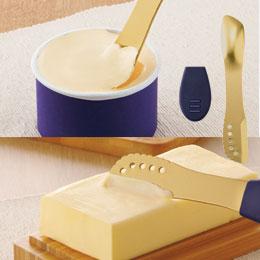 ブランジェリー メール・アイスクリームスプーン&バターナイフセット