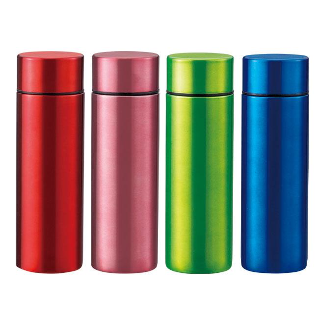 セルトナ・ポケットサイズ真空ステンレスボトル(sd203331-6)レッド,ピンク,グリーン,ブルー