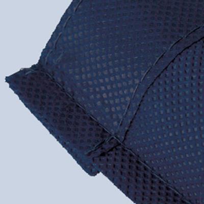 しっかりと縫製された不織布トート