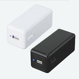 モバイルチャージャー(単3形乾電池×4本)
