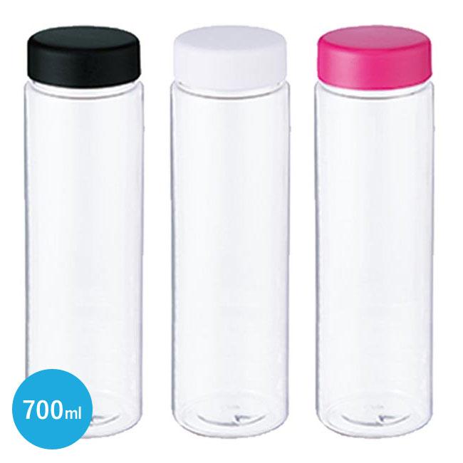 スリムクリアボトル(L)(tTS-1212)ブラック、ホワイト、ピンク