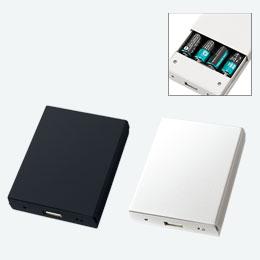 乾電池式モバイルチャージャーワイド