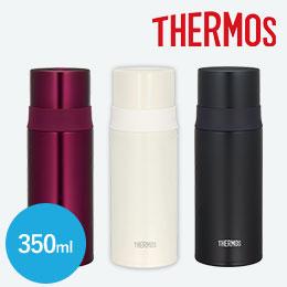 サーモス(THERMOS)ステンレススリムボトル 350ml
