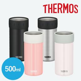 サーモス(THERMOS)保冷缶ホルダー 500ml缶専用
