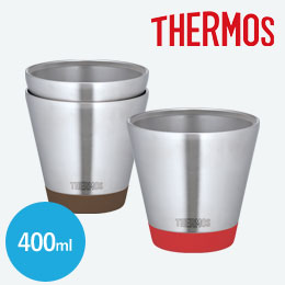 サーモス(THERMOS)真空断熱カップ 400ml