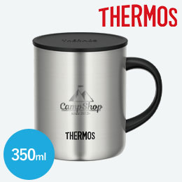 サーモス 真空断熱マグカップ 350ml