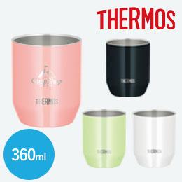 サーモス(THERMOS) 真空断熱カップ 360ml