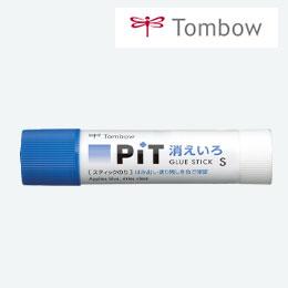 スティックのり 消え色ピットS/トンボ鉛筆
