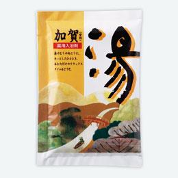薬用入浴剤 湯1個(加賀)