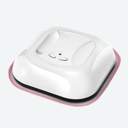 自動床拭きロボット もこもこモップん