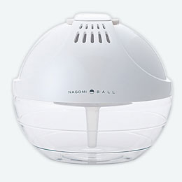 空気洗浄機NAGOMI1台(ホワイト)